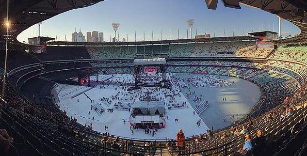 किसने क्या कहा: WWE सुपर शो डाउन को लेकर ऑस्ट्रेलिया के लोगों में उत्साह 6