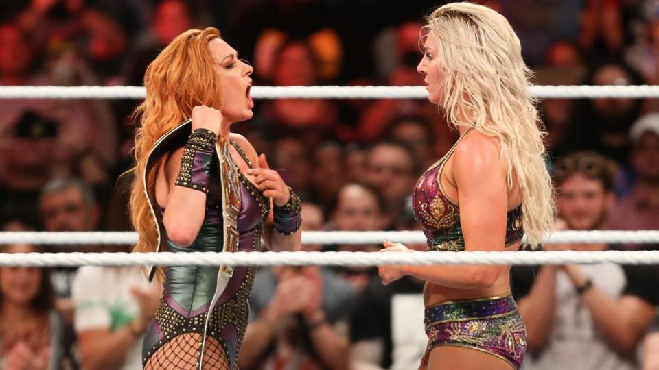 WWE इवॉल्यूशन पे-पर-व्यू इवेंट का पूरा मैच कार्ड 16
