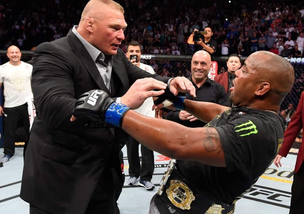 इस वजह से नहीं हुई अभी तक ब्रॉक लैसनर की UFC में वापसी 2