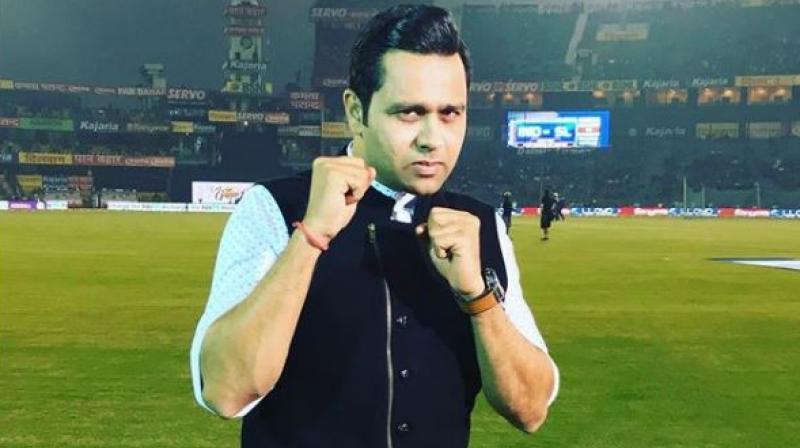 आकाश चोपड़ा ने पूर्व इंग्लैंड बल्लेबाज निक कॉम्पटन की बोलती बंद की 1