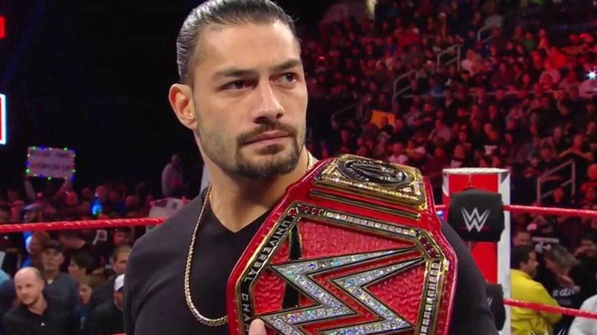 WWE रॉ रिजल्ट्स: 22 अक्टूबर, 2018, रोमन रेंस ने लिया संन्यास 1