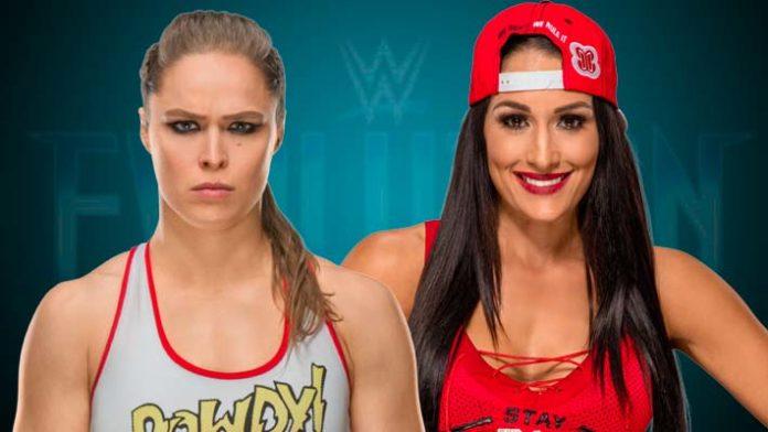WWE इवॉल्यूशन पे-पर-व्यू इवेंट का पूरा मैच कार्ड 6