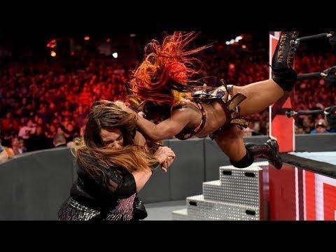 WWE रॉ रिजल्ट्स: 29 अक्टूबर, 2018, सैथ रोलिंस और डीन एम्ब्रोज़, आमने-सामने 6
