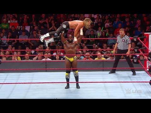 WWE रॉ रिजल्ट्स: 29 अक्टूबर, 2018, सैथ रोलिंस और डीन एम्ब्रोज़, आमने-सामने 8