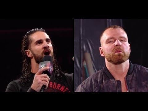 WWE रॉ रिजल्ट्स: 29 अक्टूबर, 2018, सैथ रोलिंस और डीन एम्ब्रोज़, आमने-सामने 1