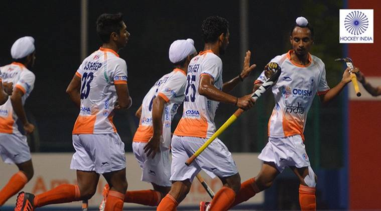 Hockey: India's victorious opening at the eighth Sultan of Johor Cup
