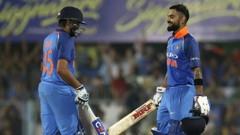 पांच ऐसे मौके जब साथ बल्लेबाजी करने उतरे रोहित और विराट, और बन गया ये विश्व रिकॉर्ड 11