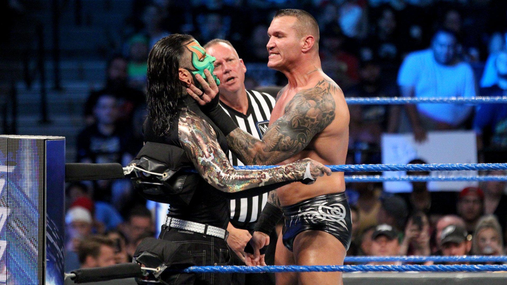 जैफ़ हार्डी और रैंडी ऑर्टन ने किया WWE वर्ल्ड कप टूर्नामेंट के लिए क्वालीफाई 62