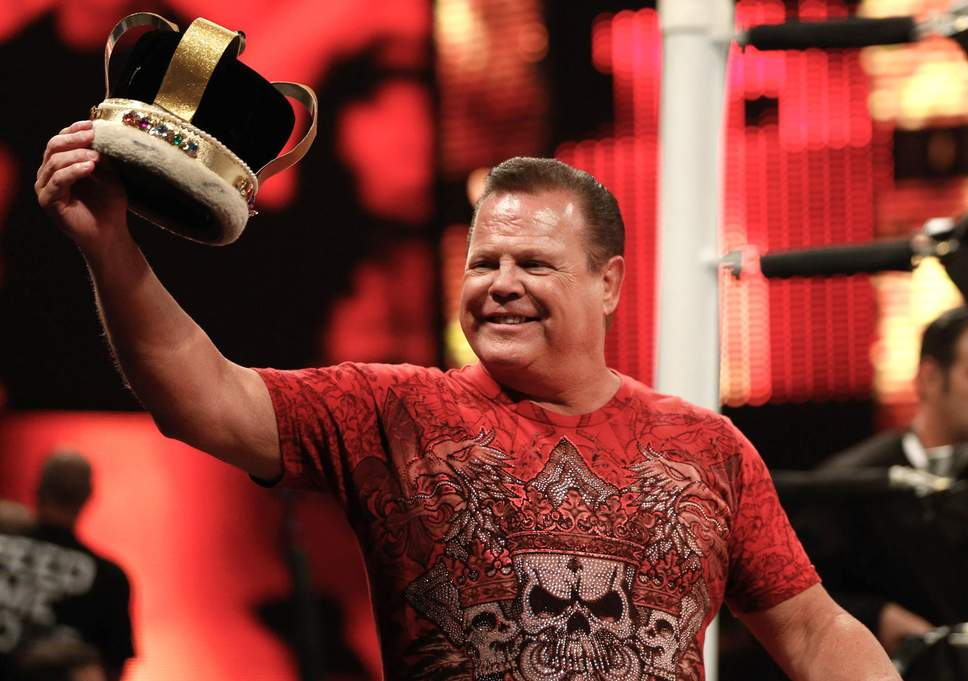 WWE हॉल ऑफ़ फ़ेमर, जैरी लॉलर ने किये कई बड़े खुलासे 1