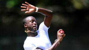 राजकोट टेस्ट मैच में भारत के खिलाफ नहीं खेलेंगे किमर रोच 2