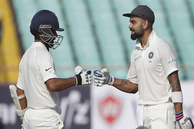 INDvsWI: मुरली कार्तिक ने दूसरे टेस्ट से कप्तान विराट कोहली को हटा इस खिलाड़ी को जगह देने की कही बात