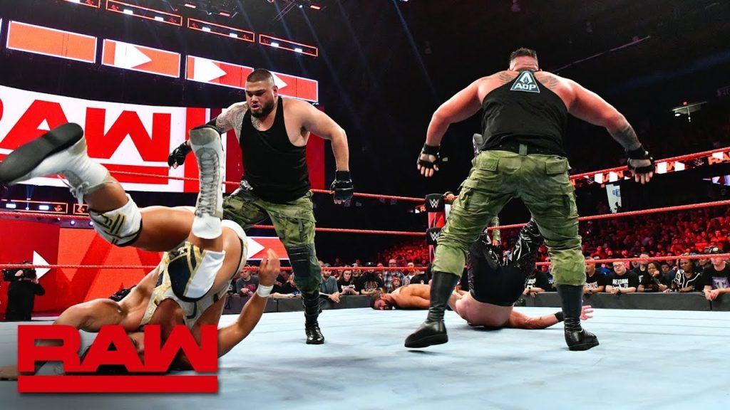 WWE रॉ रिजल्ट्स: 29 अक्टूबर, 2018, सैथ रोलिंस और डीन एम्ब्रोज़, आमने-सामने 5