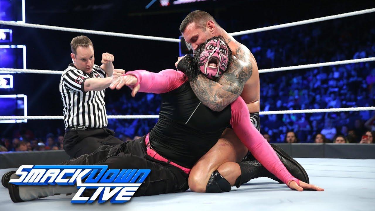 WWE स्मैकडाउन रिजल्ट्स: 23 अक्टूबर, 2018 42
