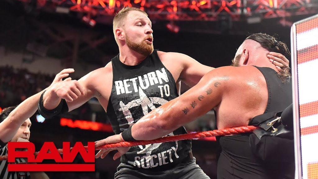 WWE रॉ रिजल्ट्स: 1 अक्टूबर, 2018, रेड मॉन्स्टर की वापसी 1
