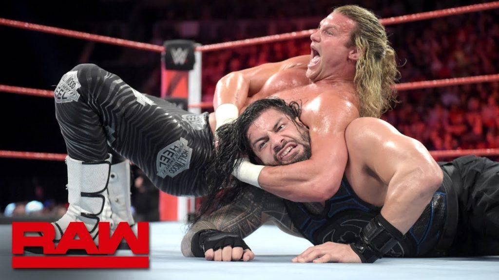 WWE रॉ रिजल्ट्स: 1 अक्टूबर, 2018, रेड मॉन्स्टर की वापसी 2