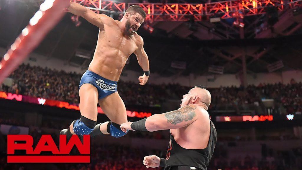 WWE रॉ रिजल्ट्स: 1 अक्टूबर, 2018, रेड मॉन्स्टर की वापसी 4