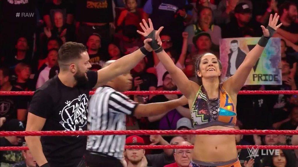 WWE रॉ रिजल्ट्स: 1 अक्टूबर, 2018, रेड मॉन्स्टर की वापसी 8