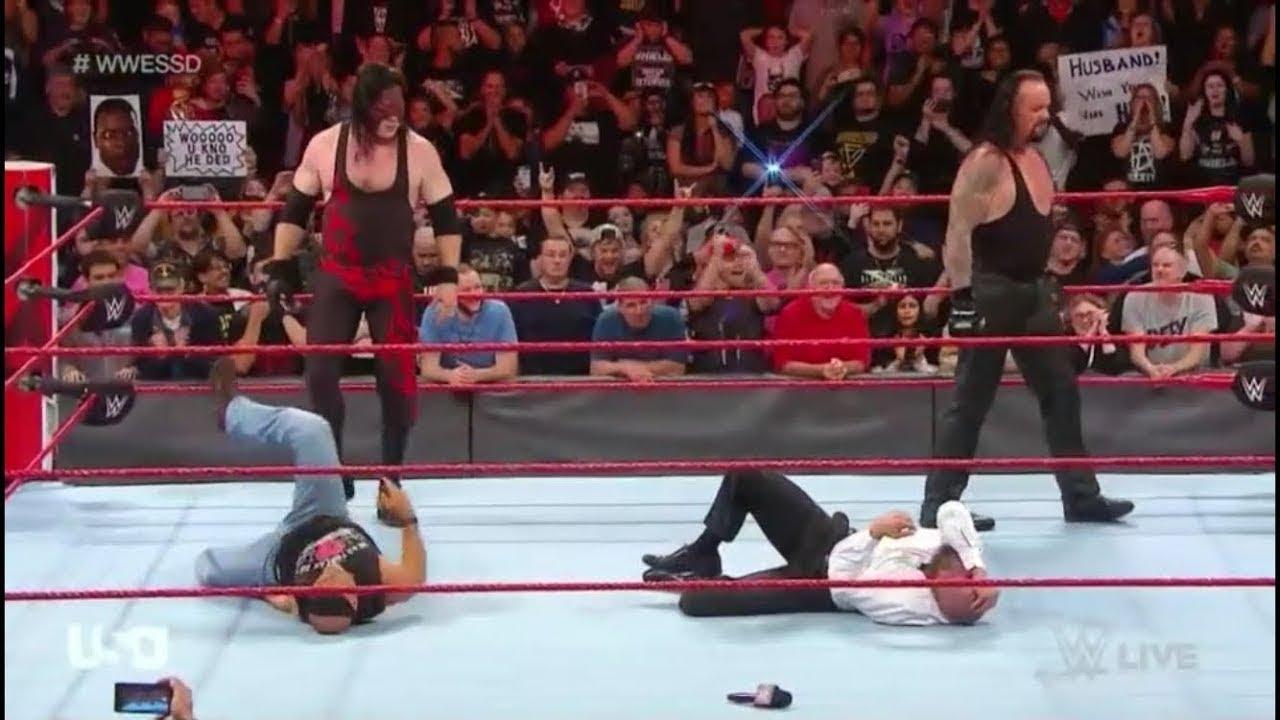 WWE रॉ रिजल्ट्स: 1 अक्टूबर, 2018, रेड मॉन्स्टर की वापसी