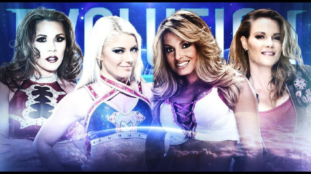 WWE इवॉल्यूशन पे-पर-व्यू इवेंट का पूरा मैच कार्ड 7