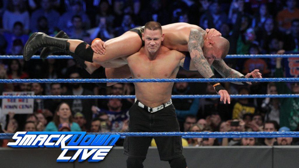WWE क्राउन जुअल इवेंट में इस रेसलर के साथ हो सकता हैं जॉन सीना का सामना 3
