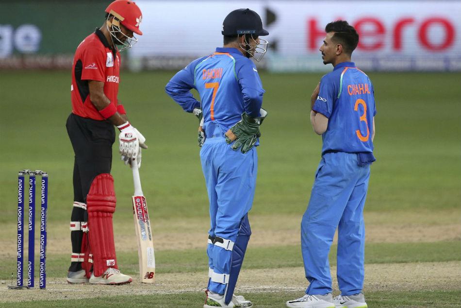 युजवेंद्र चहल ने बताया अपने करियर में महेंद्र सिंह धोनी का महत्व 2