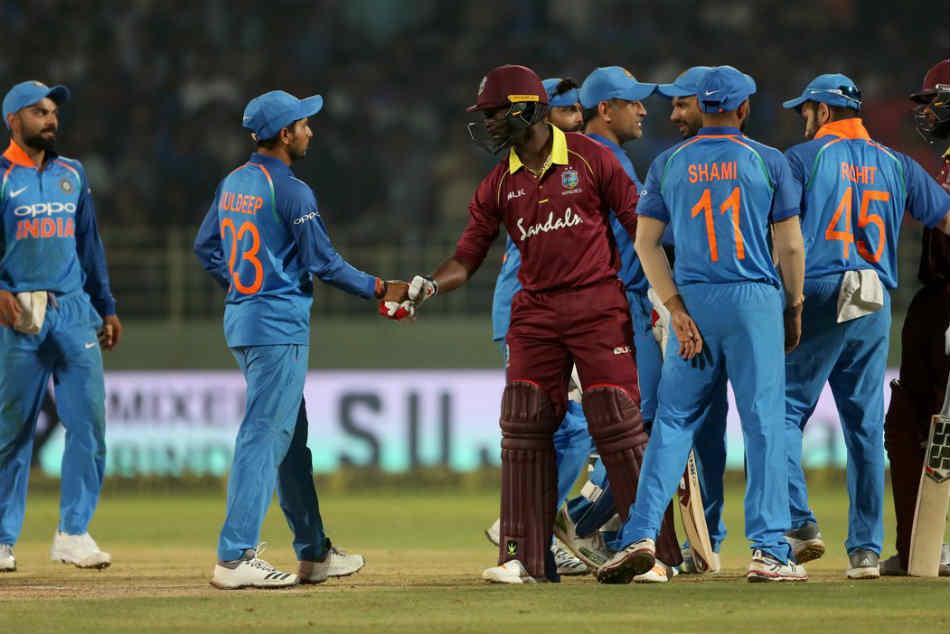 वेस्टइंडीज टीम के कोच निक पोथास ने कहा हम भारत जैसे बेहतरीन टीम से क्रिकेट सीखने आये हैं 9