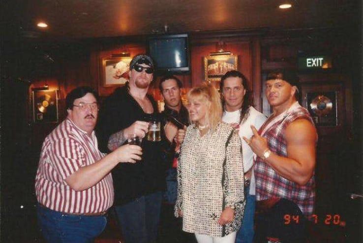 जब इन WWE रेसलरों ने शराब के सेवन के चलते खोया अपना नियंत्रण 6