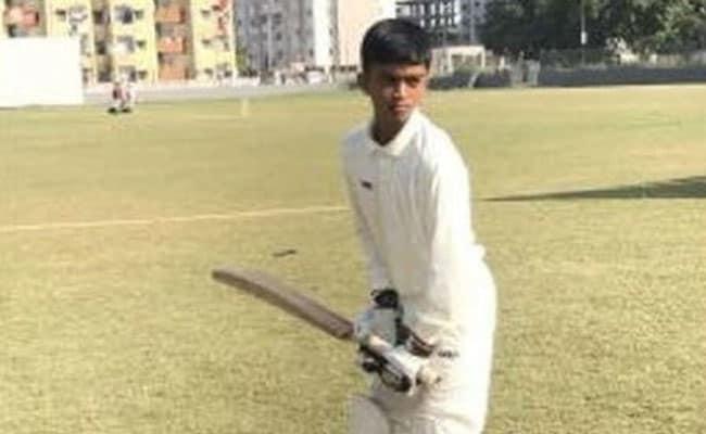 14 वर्षीय भारतीय खिलाड़ी ने रचा इतिहास खेली 556 रनों की नाबाद पारी 2