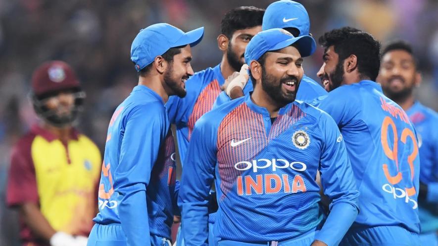 INDvsWI- बतौर कप्तान रोहित शर्मा ने चेन्नई की जीत के साथ छोड़ा कई दिग्गजों को पीछे, बनाए ये बड़े रिकॉर्ड 4