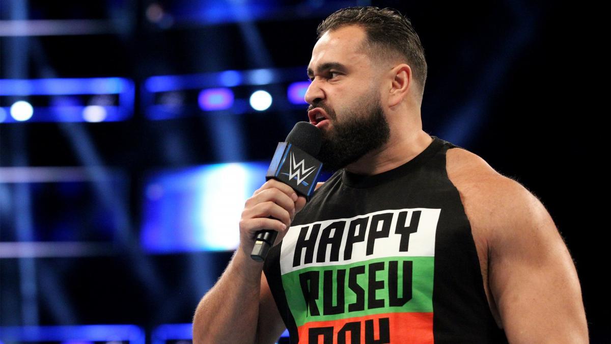 रुसेव ने इस रेसलिंग दिग्गज को एक बार फ़िर WWE रिंग में आने के लिए ललकारा 24