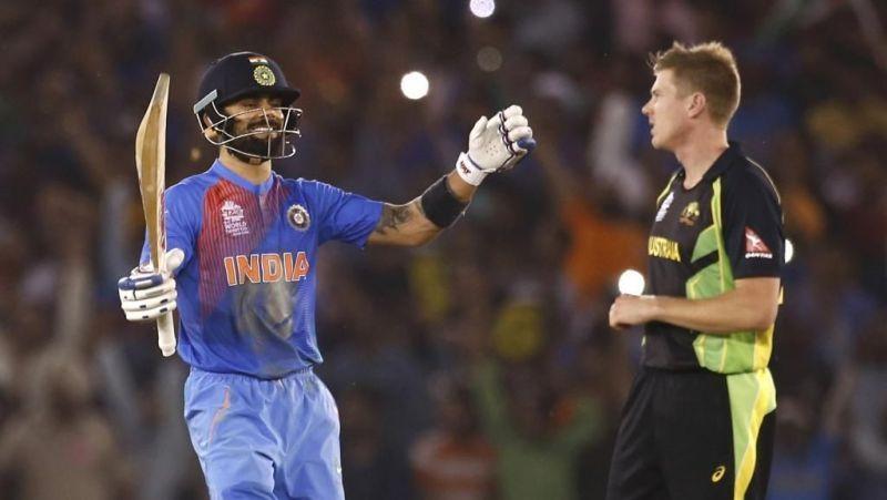 विराट कोहली की ऑस्ट्रेलिया के खिलाफ टी-20 क्रिकेट में खेली गई 3 बेहतरीन पारियां, जिसे आज तक नहीं भूले ऑस्ट्रेलियाई 2