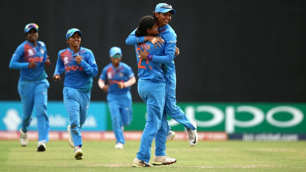 Women's T20 World Cup: India beat Australia by 48 runs