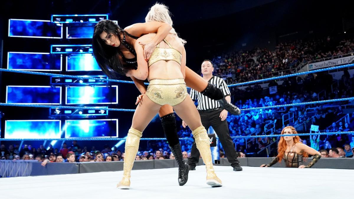 WWE स्मैकडाउन रिजल्ट्स: 20 नवम्बर,2018 1