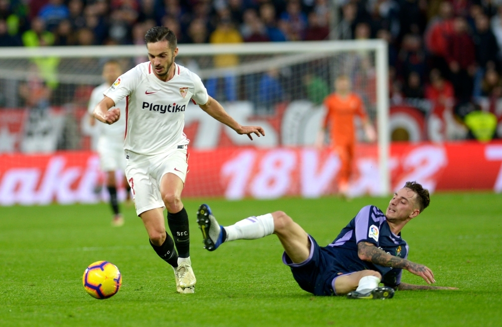 Sevilla defeats Real Real Waldolide