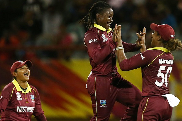 Women's T20 World Cup: West Indies beat England by 4 wickets