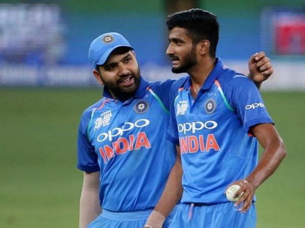 टी-20 श्रृंखला जीतने के बाद ख़ुशी से गदगद हुए रोहित शर्मा, धवन या कुलदीप नहीं बल्कि इस खिलाड़ी के लिए किया सबसे खास ट्वीट