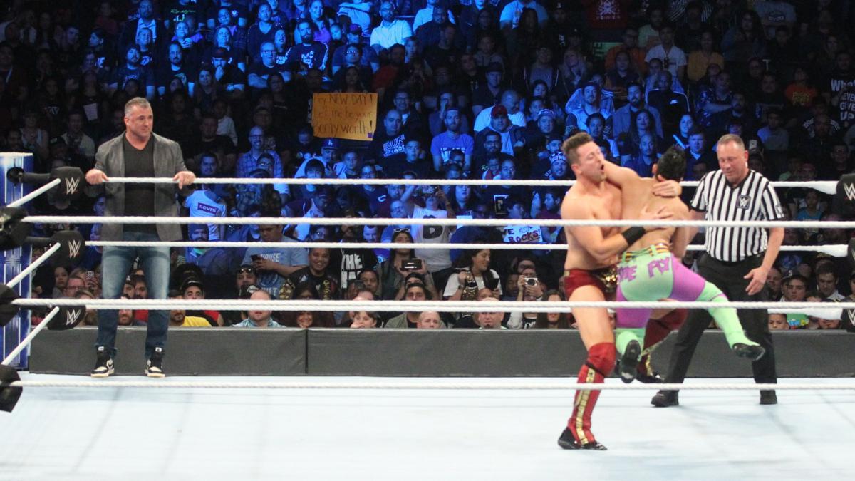 WWE स्मैकडाउन रिजल्ट्स: 20 नवम्बर,2018 2