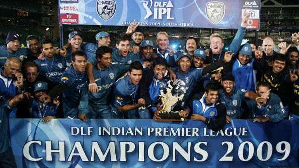 इंडियन प्रीमियर लीग 2009: अंक तालिका 1