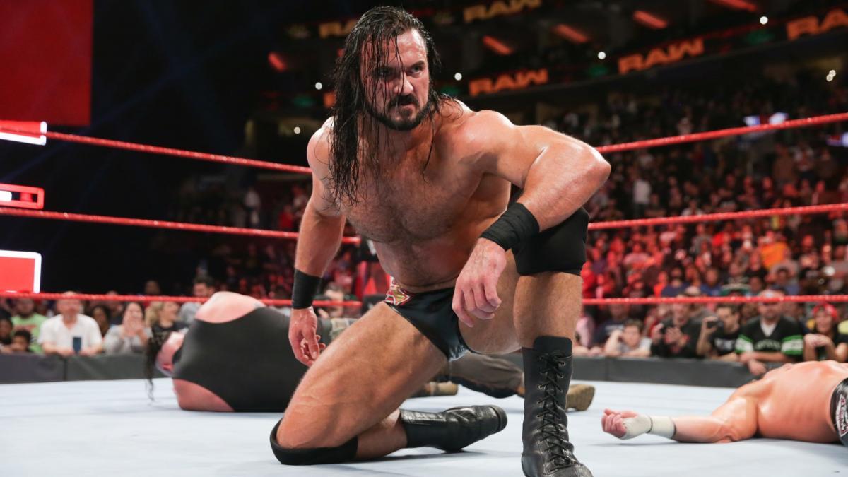 WWE रॉ रिजल्ट्स: 19 नवम्बर, 2018 12