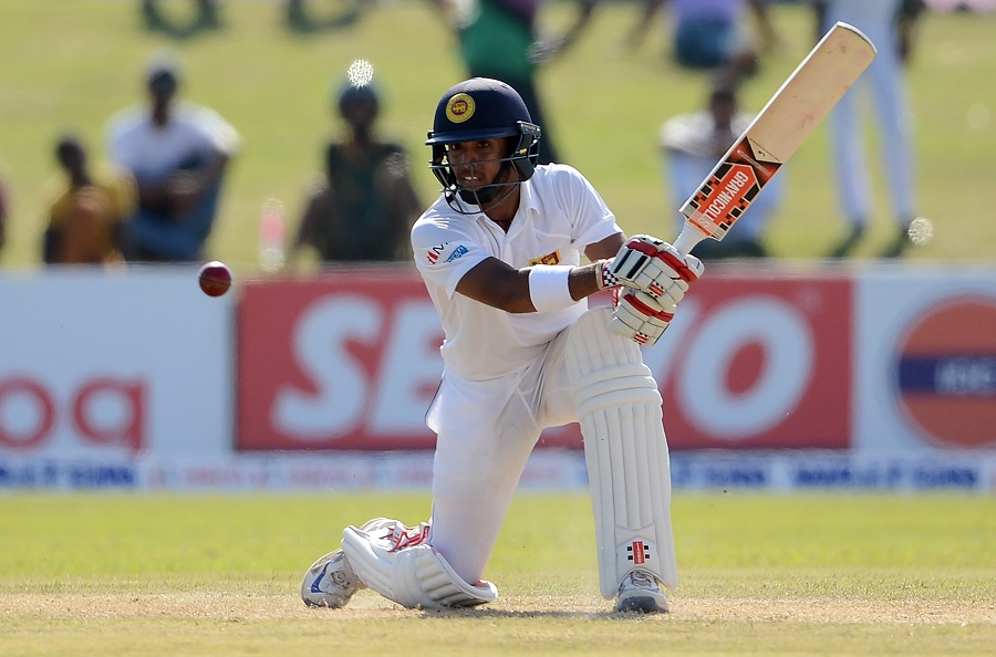 Kusal Mendis, who stays in England's win