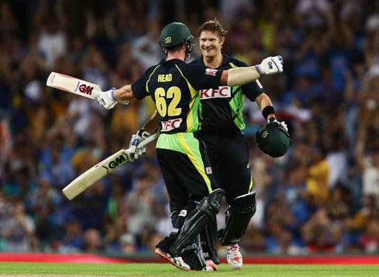 भारत और ऑस्ट्रेलिया के बीच टी-20 में शतक लगाने वाला एकमात्र बल्लेबाज ले चूका है संन्यास 2