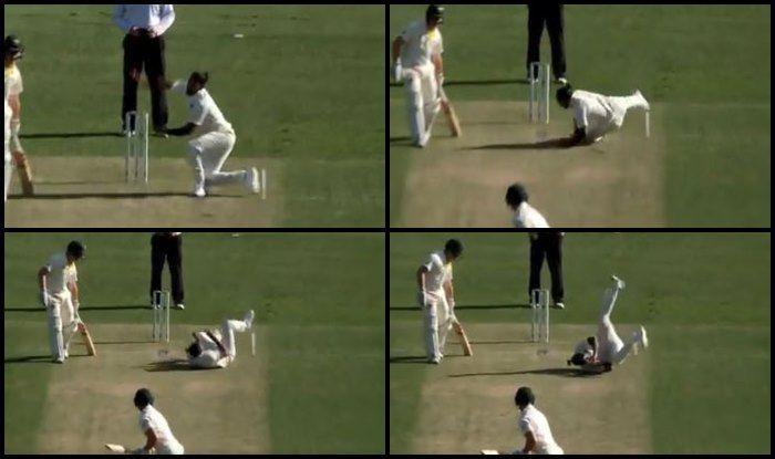 वीडियो: ऑस्ट्रेलिया के खिलाफ अभ्यास मैच में गेंदबाजी के दौरान उमेश यादव के साथ हुआ दर्दनाक हादसा, परेशान हुई भारतीय टीम 1