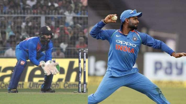 ऋषभ पंत के विकेटकीपिंग नहीं करने पर भड़का भारतीय टीम का यह पूर्व कप्तान 1