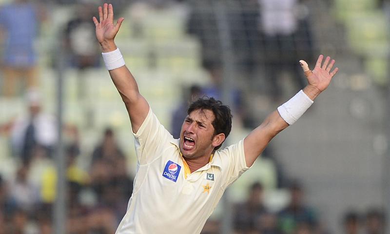 आईसीसी रैंकिंग : शीर्ष-10 टेस्ट गेंदबाजों में शामिल हुए यासिर शाह 7
