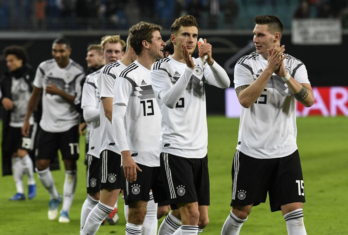 Germany beat Russia in friendly match