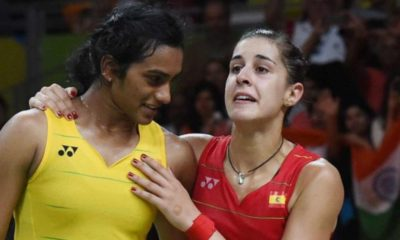 Marin and Sindhu will clash in PBL's first match