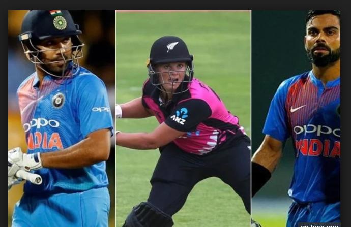 विराट कोहली और रोहित शर्मा जैसे दिग्गजों को पीछे छोड़ न्यूज़ीलैंड की महिला क्रिकेटर ने बनाया विश्व रिकॉर्ड 8