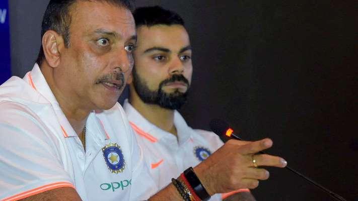शास्त्री ने कहा, कोई टीम विदेशी सरजमीं पर अच्छा नहीं कर रही फिर भारत पर निशाना क्यों 5
