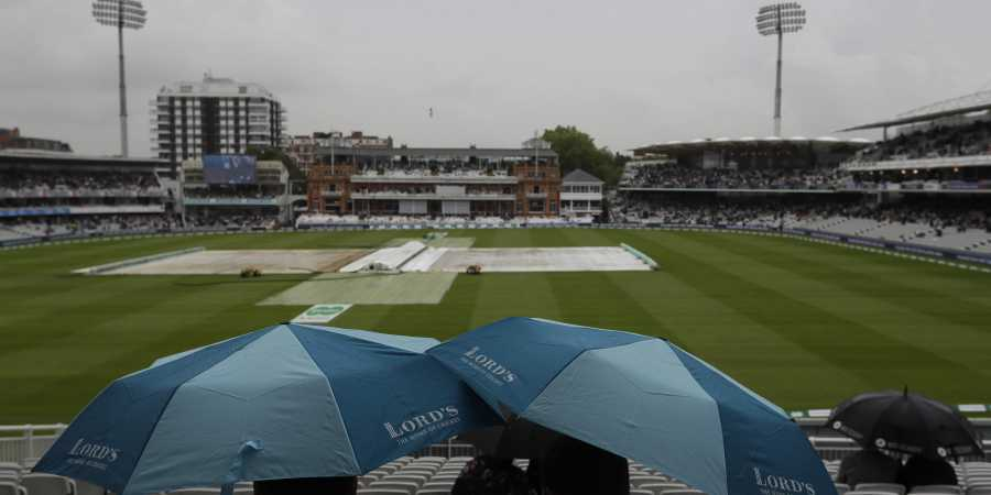 India A and New Zealand A match for the second day washed out with rain