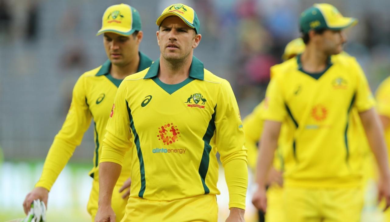 Pet Howard also said the goodbye to Cricket Australia